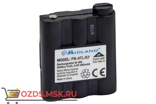Midland PB-ATL/G7 Аккумулятор
