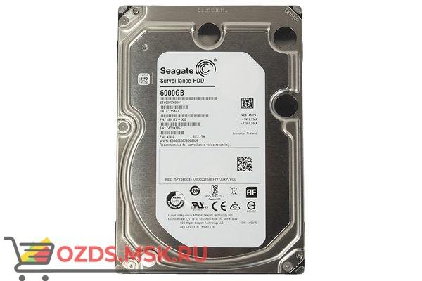 Seagate ST6000VX0001 HDD 6Tb: Жесткий диск