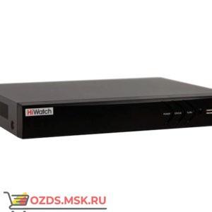HiWatch DS-H216QP16-ти канальный гибридный HD-TVI регистратор