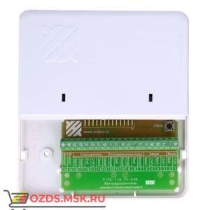 ЭРА-500: Сетевой контроллер, подключение по сети Ethernet, 500 ключей 30000 событий