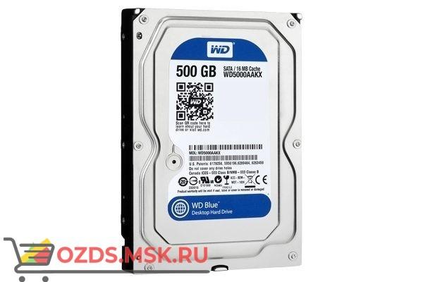 Western Digital WD5000AAKX HDD 500Gb: Жесткий диск