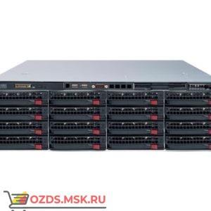 Линия NVR-128 Super Storage: IP видеорегистратор 64-х канальный