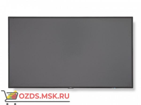 NEC P484 SILVER: Профессиональная панель