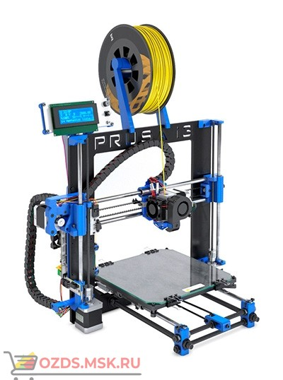 BQ Hephestos 2016 blue: 3D принтер
