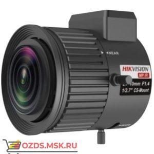 Hikvision TV2710D-MPIR Объектив
