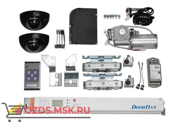 DoorHan AD-LCD: Комплект привода