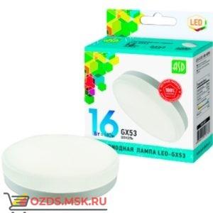ASD LED-GX53-standard 16Вт 3000К 1440Лм: Лампа
