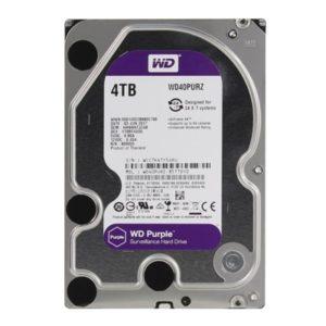 Western Digital WD40PURZ HDD 4TB: Жесткий диск