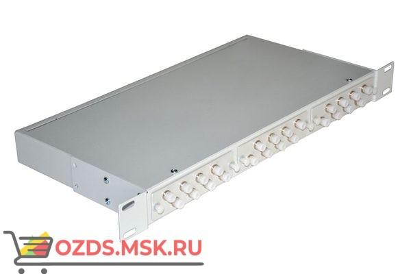 NTSS-RFOB-1U-24-FC/U-9-SP 19″: Кросс предсобранный