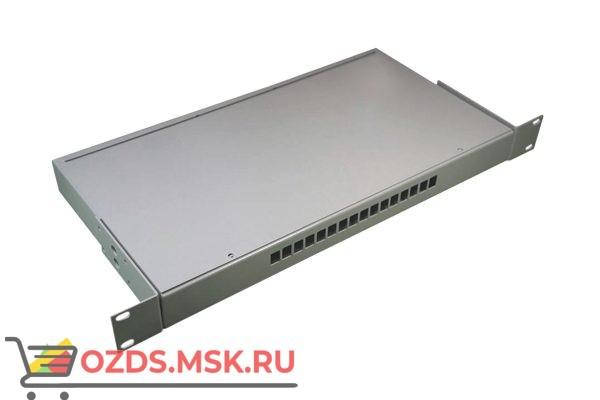 NTSS-RFOB-1U-32-SC-S00 19″: Кросс NTSS