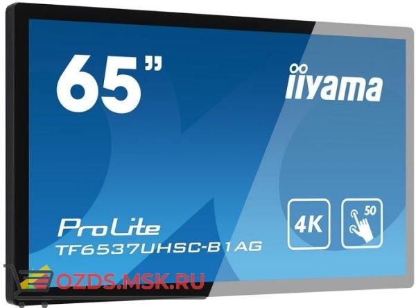 Iiyama TF6537UHSC-B1AG: Интерактивная панель