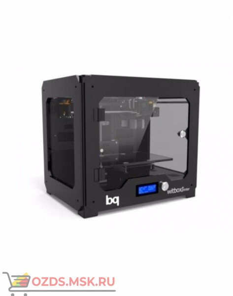 Bq WitBox 3D single extruder black: 3D принтер