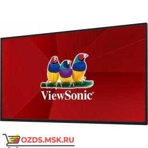 ViewSonic CDM4900R: Профессиональная панель
