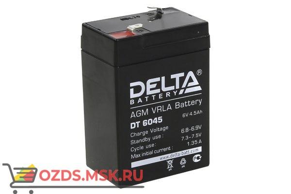 Delta DT 6045 Аккумулятор