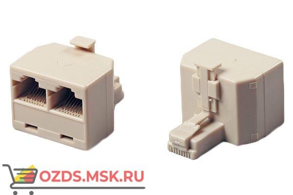 Hyperline DA-8P8C Разделитель