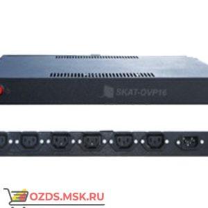 Бастион SKAT-OVP16 RACK Сетевой фильтр