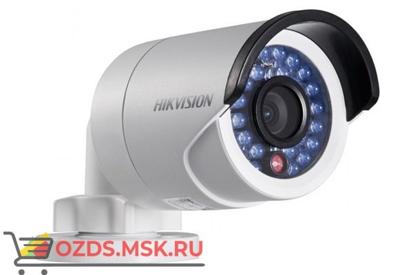 Hikvision DS-2CD2042WD-I (4 мм): IP камера
