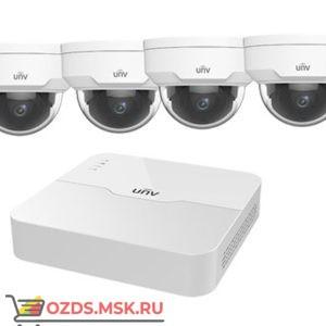 UNIVIEW KIT301-08LB-P84х322LR3-VSPF28-D: Комплект видеонаблюдения