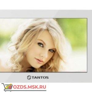 Tantos Prime (white) Vizit: Видеодомофон