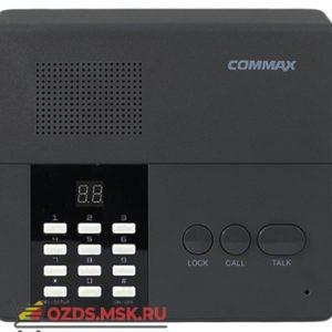 Commax СМ-810 Black Интерком Станция