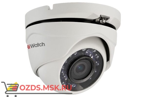 HiWatch DS-T203 (3,6мм) HD-TVI камера