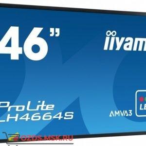 Iiyama LH4664S-B1: Профессиональная панель