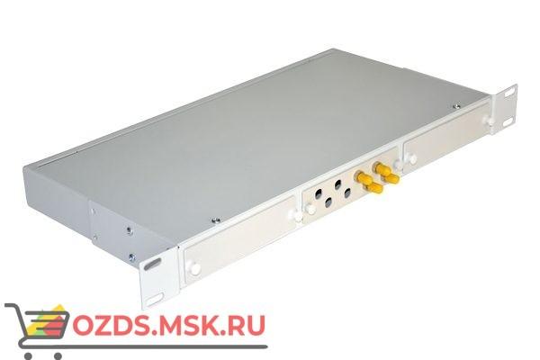 NTSS-RFOB-1U-4-ST/U-9-SP2 19″: Кросс предсобранный