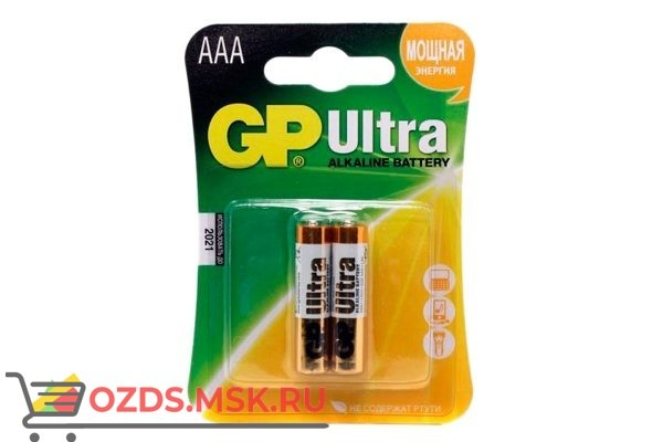 GP Ultra Alkaline 24AU-CR2: Батарейка алкалиновая