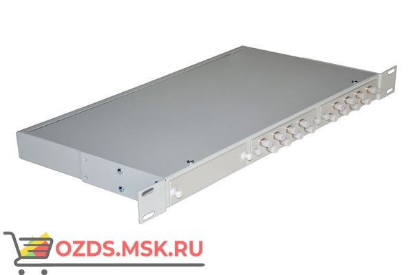 NTSS-RFOB-1U-16-FC/U-9-SP 19″: Кросс предсобранный
