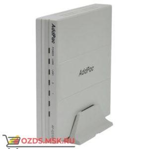 AP-GS1001A, 1 GSM канал, SIP & H.323, CallBack, SMS. Порты Ethernet 2×10/100 Mbps: VoIP-GSM шлюз