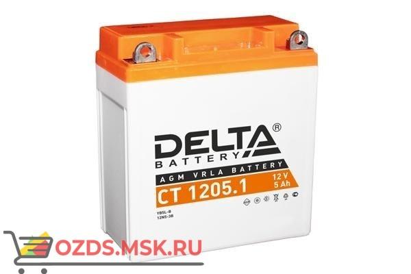 Delta CT 1205.1 Аккумулятор