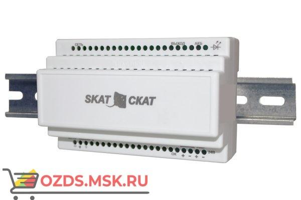 Бастион SKAT-12-6,0-DIN: Источник питания