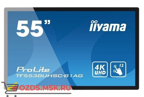 Iiyama TF5538UHSC-W1AG: Интерактивная панель