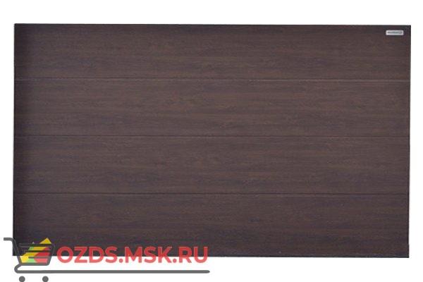 Алютех Classic 5000×2270 RAL8017: Ворота секционные