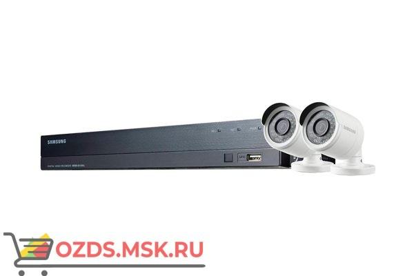 Wisenet SDH-B73023: Комплект видеонаблюдения
