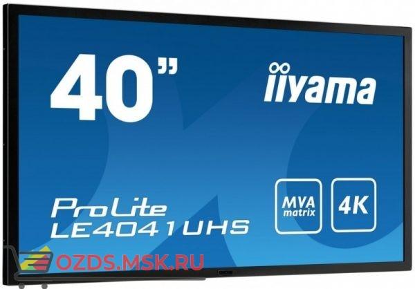 Iiyama LE4041UHS-B1: Профессиональная панель