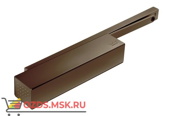 DORMA TS-93 В: Доводчик дверной (коричневый)