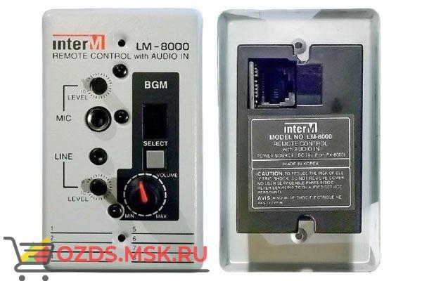 Inter-M LM-8000 Пульт ДУ