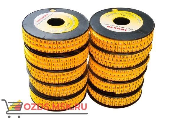 REXANT 12-6061 Маркер кабельный