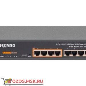 Beward STW-8P4 Управляемый Web/Smart коммутатор