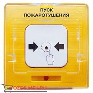 Рубеж УДП  513-10 Пуск Пожаротушения: Извещатель