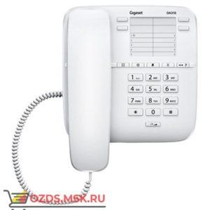 Siemens Gigaset DA 310 Телефон (белый)