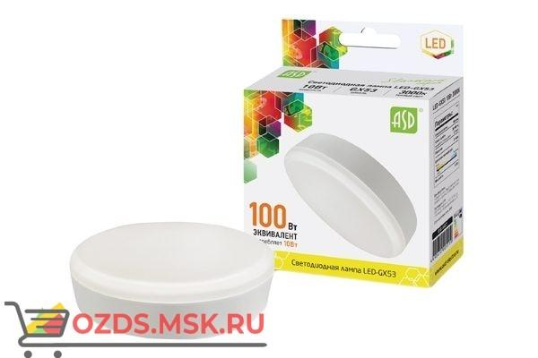 ASD LED-GX53-standard 12Вт 4000К 1080Лм: Лампа