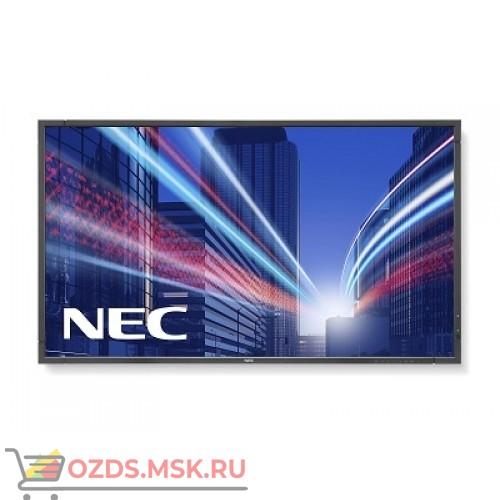 NEC V554 SILVER: Профессиональная панель