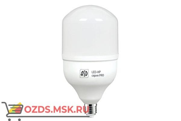 ASD LED-HP-PRO 50Вт Е27 4000К 4500 Лм: Лампа