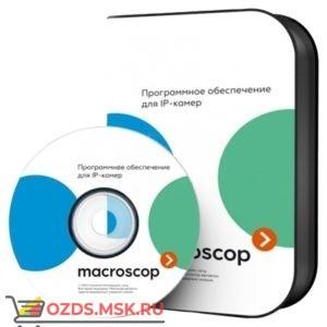 """Macroscop LS Модуль поиска и """"перехвата"""" объектов"""