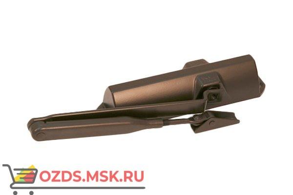 DORMA TS-68 Дверной доводчик с ФОП (коричневый)