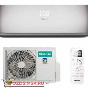 Hisense Premium Slim Disighn Super DC Inverter AS-10UR4SVPSC5G (W): Сплит-система