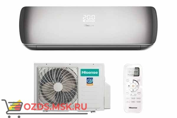 Hisense Premium Slim Disighn Super DC Inverter AS-10UR4SVPSC5G(W): Сплит-система