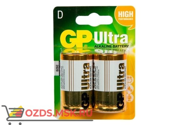 GP Ultra Alkaline 13AU-CR2: Батарейка алкалиновая